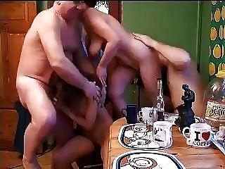 Arab sex orgy