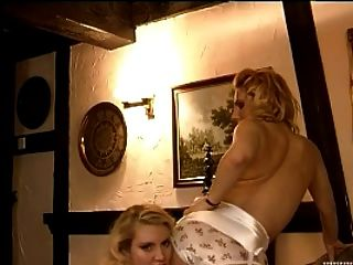 Vintage Girdle And Lingerie Lovers In Nylons