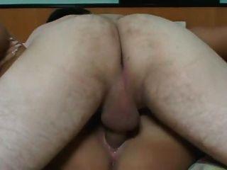 German Guy Fucks Big Tit Easteuropean Girl In Hotel Room
