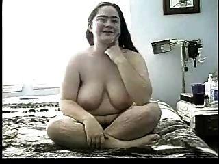 Amateur girlfriend threesome video