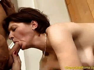 older moms go dick sucking crazy