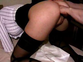 anal fist couple amateur
