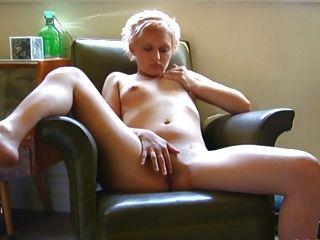 Cute Small Tits Masturbation