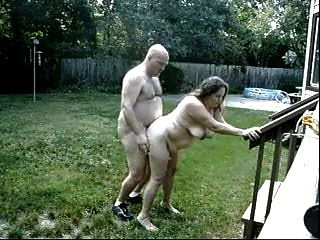 Mature Outdoor Fucking 84