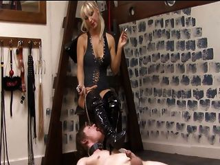 :- Mistresses And Sex Slaves -: (femdom) =ukmike Video=