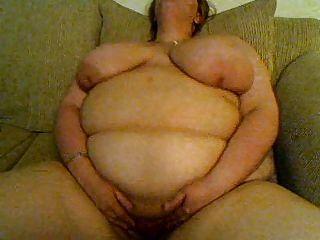 Ssbbw Hot Belly Shake