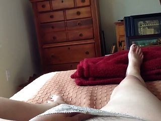 Masturbating Under My Panties, Amazing Orgasm