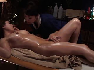 Lesbian oil massage luxury married 07a censored 10