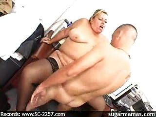 Alanna acheman busty mom in a corset banged in the butt 2