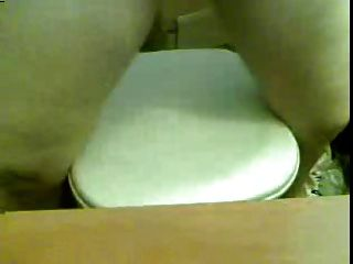 Big Boob Webcam Girl Rides Dildo