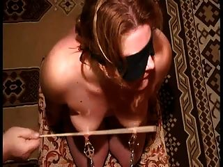 Slave Punishment On Tits