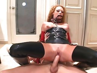 fitte anal latex