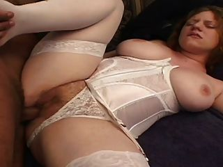 Huge natural bbw tits creampie porn