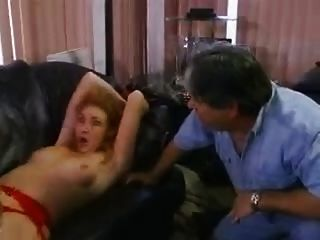Cumshot while talking on cell phone