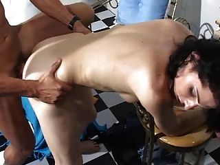 Crossdresser Getting Fucked