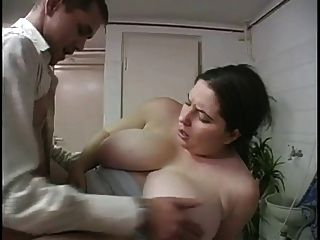 She Is The Best Bathroom Fuck