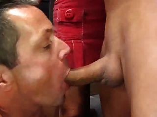 Watched dad fuck my wife