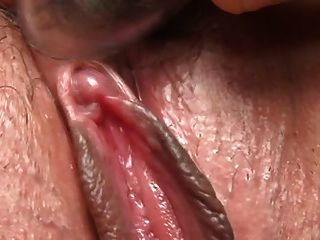 excellent idea licking my wifes clit too happens:) Yes... Likely