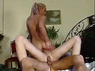 Bisex Trio Into Bareback And Fisting