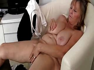 Chubby with awesome saggies 2