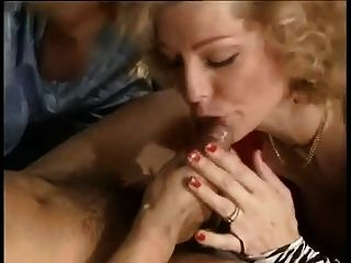 French oral creampie compilation