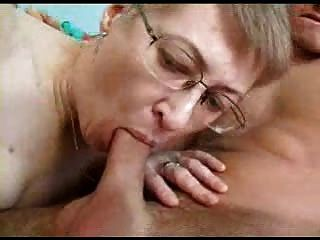 Mom With Glasses Fucks 3 Boys 1-2