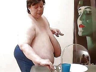 Big Fat German Tits...bmw
