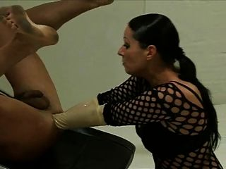 Sophie Dee Anally Strap On Training Slave Femdom Empire