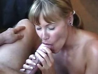Cumming inside mouth during blowjob first