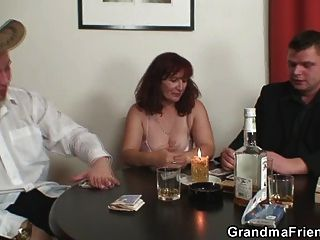 Wife Lost At Strip Poker