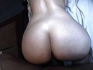 Chubby Brunette Analed