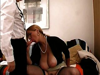 Fetish-dressed Fuck-slut With Huge Boobs 2