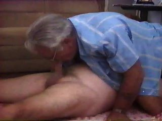 Threesomes Old Man