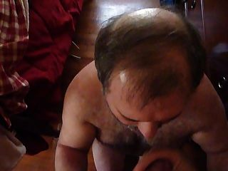Married Daddy Bear Loves My Cock.