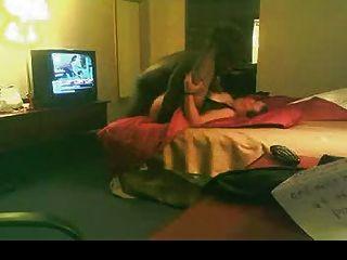 White Bbw Fucks Black Lover In Hotel Room