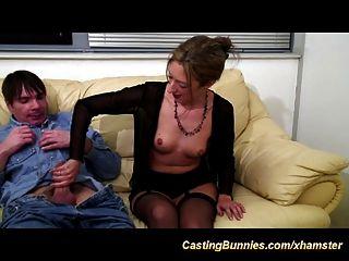 Castingcouchx casting agent fucks puffy nippled freak 5