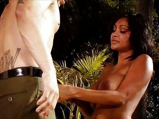 Indian Ebony Perfect Body Big Boobs Tits Busty Good Ass Butt