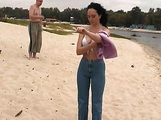 Public Nudity At Beach Nude