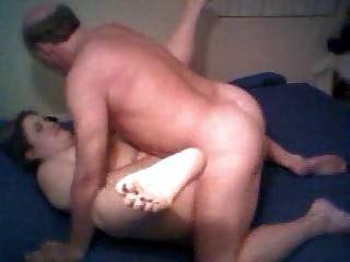 Fat Couple Creampie