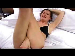 really. was hot oiled brunette rides a dildo in the shower manage somehow. Very