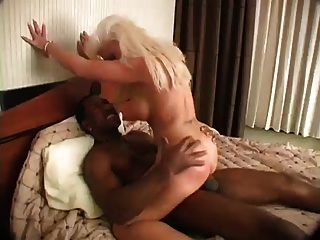 White Wife Loves Her Lovers Massive Black Cock