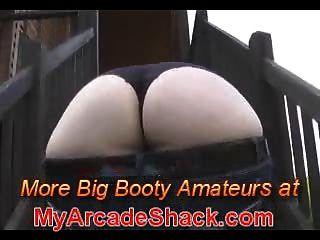 Bbw Pawg Shaking Ass