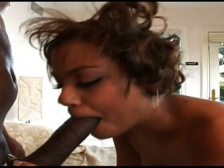 Ebony Hottie Gets Her Pussy Pounded Hard