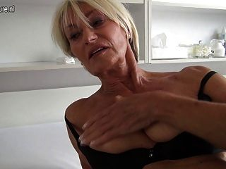 Very Old And Incredible Hot German Gilf Grandma
