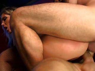 Hot Mature Fucks Two Men Very Well  (vm)