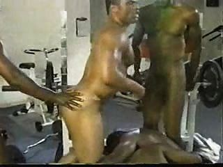 Gay Black Gym