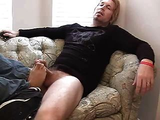 Great Nylon Footjob With Happy End