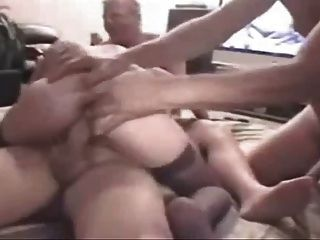 Real Amateur Home Party
