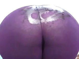 Round Ass, Sexy Blonde Bbw