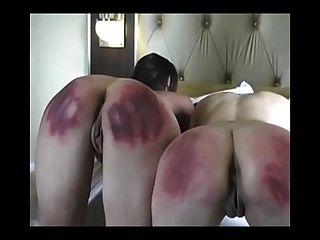 Hard paddling porn